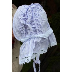 Ready made childs bonnet...